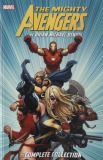 The Mighty Avengers (2007) By Brian Michael Bendis - The Complete Collection TPB