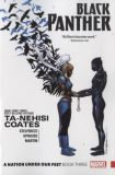 Black Panther (2016) TPB 03: A Nation under our Feet - Book Three