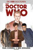Doctor Who: Die vier Doctoren (2017) SC