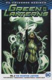 Green Lanterns (2016) TPB 02: The Phantom Lantern