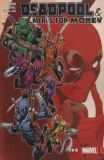 Deadpool & The Merc$ for Money (2016) TPB 02: IvX