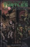 Teenage Mutant Ninja Turtles/Ghostbusters (2014) Deluxe Edition HC