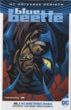 Blue Beetle (2016) TPB 01: The more Things change