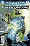 Hal Jordan and the Green Lantern Corps (2016) 20 [Variant Cover]