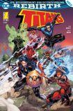 Titans (2017) 01: Die Rückkehr von Wally West