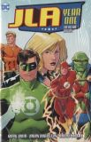 JLA: Year One (1998) The Deluxe Edition HC