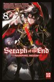 Seraph of the End: Vampire Reign 08