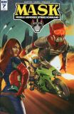 M.A.S.K: Mobile Armored Strike Kommand (2016) 07 [Retailer Incentive Cover]