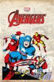 Avengers (2016) Paperback 01 [10]: Neue Helden [Hardcover mit Blechschild]