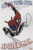 Color your own Spider-Man (2017) Malbuch
