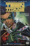 Teen Titans (2016) TPB 01: Damian knows best