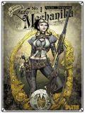 Lady Mechanika 01: Das Geheimnis der mechanischen Leiche