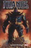 Thanos (2016) TPB 01: Thanos returns