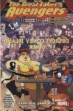 The Great Lakes Avengers (2016) TPB: Same old, same old