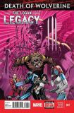 Death of Wolverine: The Logan Legacy (2014) 01