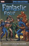 Fantastic Four: Epic Collection TPB 02: The Master Plan of Doctor Doom
