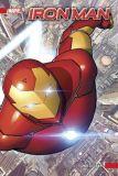 Iron Man (2016) Paperback 01 [06]: Unbesiegbar! [Hardcover mit Blechschild]