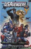 U.S.Avengers (2017) TPB 01: American Intelligence Mechanics