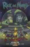 Rick and Morty (2015) TPB 05