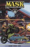 M.A.S.K: Mobile Armored Strike Kommand (2016) TPB 01: Mobilize