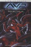 AvP Aliens vs. Predator and Prometheus: Life and Death (2017) TPB