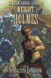 Mycroft Holmes (2016) TPB 01: And the Apocalypse Handbook