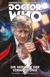 Doctor Who: Der Dritte Doctor (2017) 01: Die Herolde der Vernichtung