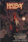 Hellboy Novel: An Assortment of Horror (2017) TB