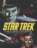 Star Trek: The Classic UK Comics - The Complete Series (2016) HC 03: 1972-1979
