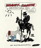 Donkey Schotte, der schottische Esel