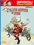 Spirou und Fantasio Spezial 24: Die tollsten Abenteuer von Spirou