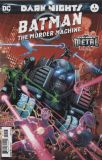 Batman: The Murder Machine (2017) 01: Dark Nights Metal