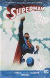 Superman (2016) Rebirth Deluxe Edition HC 01