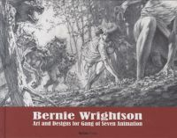 Bernie Wrightson: Art and Designs for Gang of Seven Animation (2017) Artbook