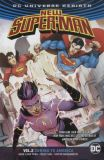 New Super-Man (2016) TPB 02: Coming to America