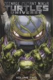 Teenage Mutant Ninja Turtles Universe (2016) TPB 02