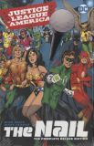 Justice League of America: The Nail (1998) Complete Deluxe Edition HC