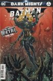 Batman: The Drowned (2017) 01: Dark Nights Metal [Metallic Cover]