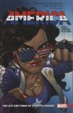 America (2017) TPB 01: The Life and Times of America Chavez
