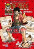 One Piece 500 Quiz Book 01: Get or lost - Challenger Wanted