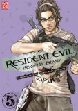 Resident Evil - Heavenly Island 05