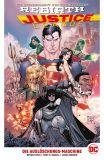 Justice League (2017) Paperback 01: Die Auslöschungs-Maschine [Hardcover]