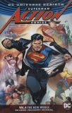 Action Comics (1938) TPB [2017] 04: The New World