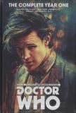 Doctor Who: The Eleventh Doctor (2014) Library Edition 01: The Complete Year One HC