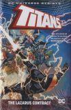 Titans (2016) HC: The Lazarus Contract