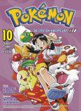 Pokémon: Die ersten Abenteuer 10: Gold, Silber und Kristall