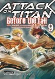 Attack on Titan - Before the Fall 09