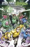 Star Trek/Green Lantern (2017) 01: Der Spektren-Krieg