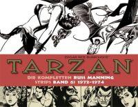 Tarzan: Die kompletten Russ Manning Strips 06 - 1972-1974