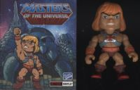 Masters of the Universe Action Vinyls - He-Man